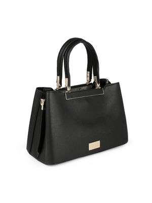 Ebony Black Shoulder Bag