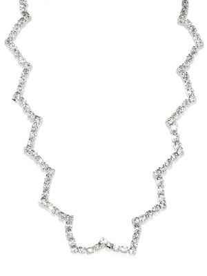 Silver-Toned Necklace