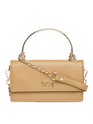 Caramel Top Sling Bag
