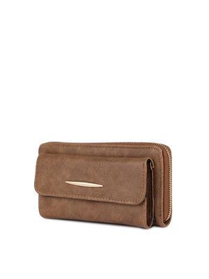 Tan Everyday Basic Wallet
