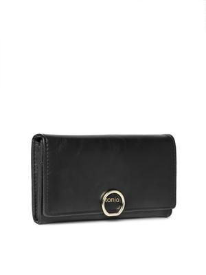 Black Classic Lady Wallet
