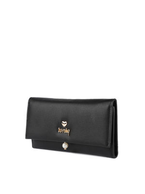 Black Date Night Wallet