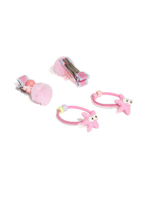 Hair Pin-Rubber Band Set