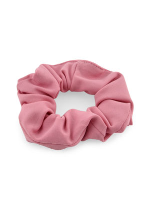 Toniq Set Of 3 Solid & Printed Hair Scrunchie For Women