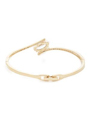 Gold Plated Cuff Bracelet