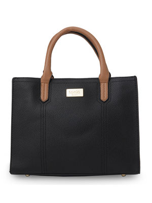 Toniq Black Stylish Women Hand Bags