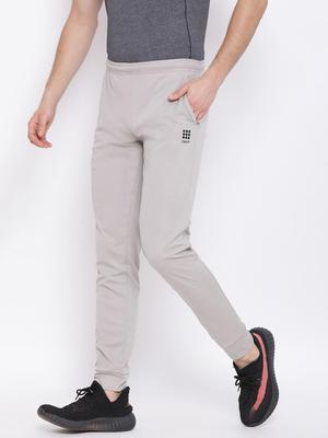 Grey Mel. Plain  Jogger
