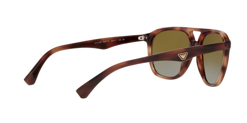 Polarized Gradient Brown Sunglasses