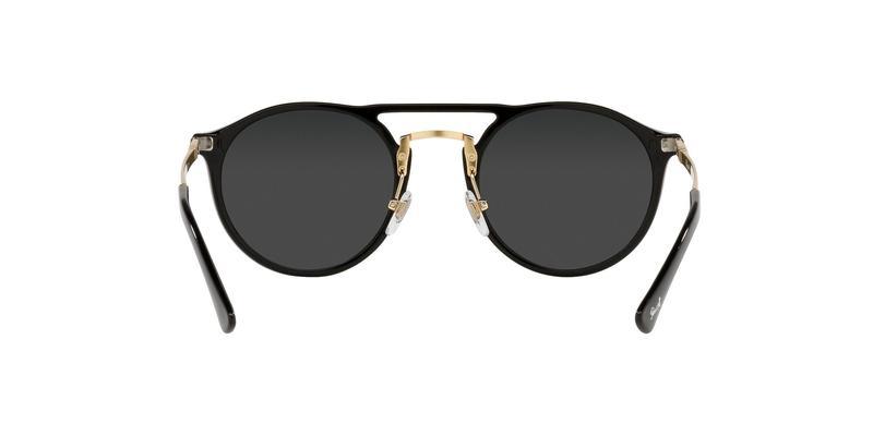 Black Polarized Sunglasses