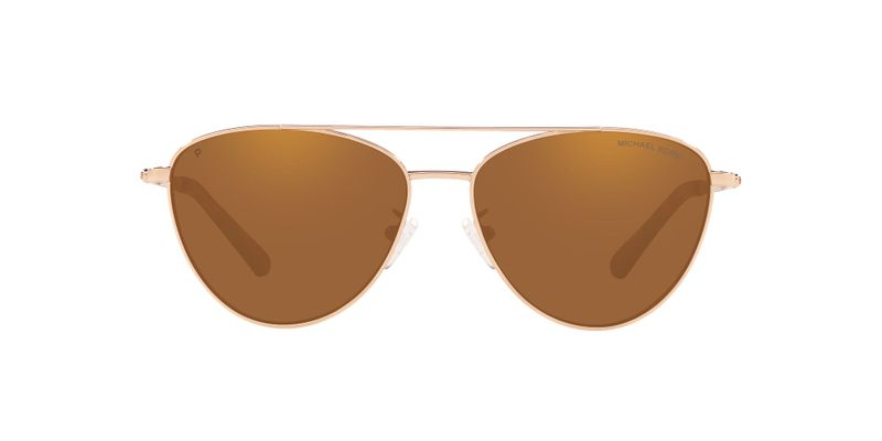Rose Gold Polar Sunglasses
