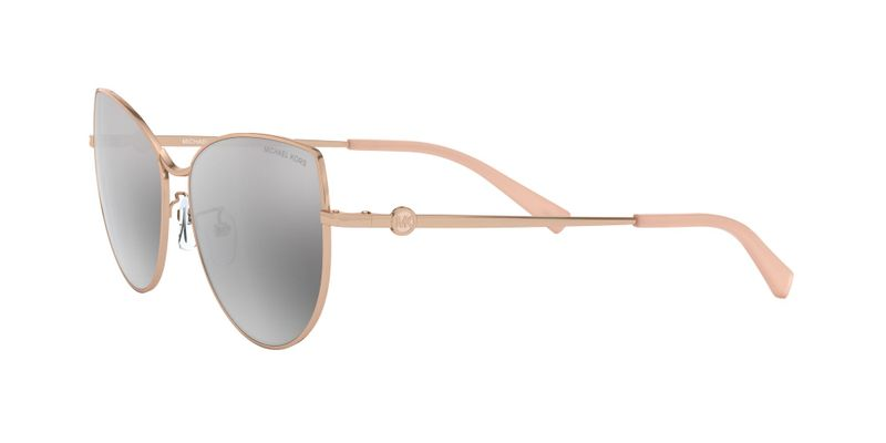 Silver Mirror Sunglasses