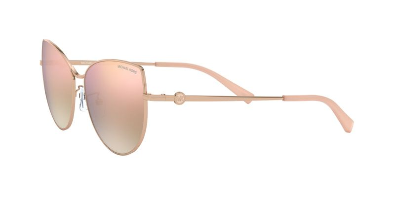 New Rose Gold Polarized Sunglasses