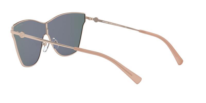 Pink Mirror Sunglasses