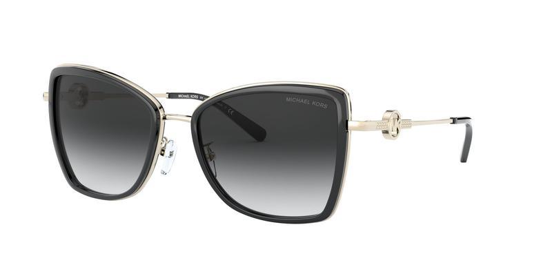 Dark Grey Gradient Sunglasses