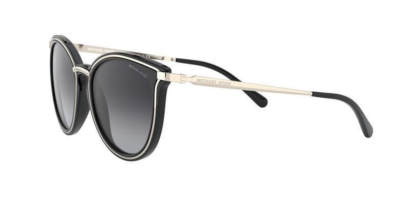 Dark Grey Gradient Polarized Sunglasses