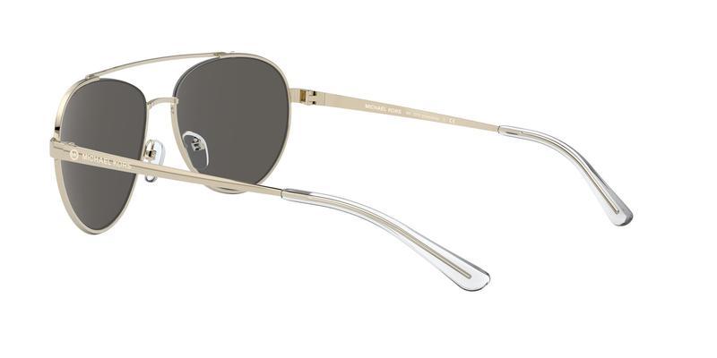 Silver Mirror Sunglasses