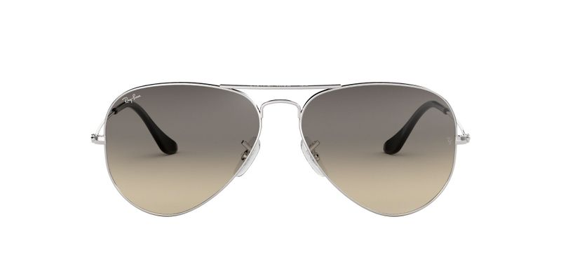 Crystal Grey Gradient Sunglasses