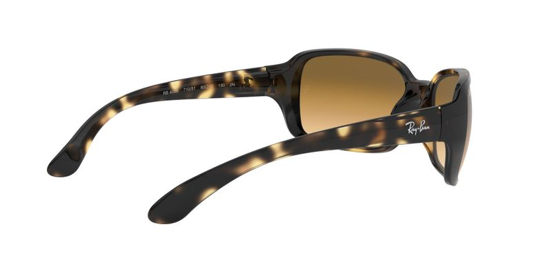 Crystal Brown Gradient Sunglasses