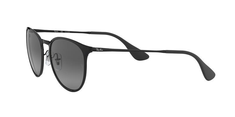 Light Grey Gradient Grey Polarized Sunglasses