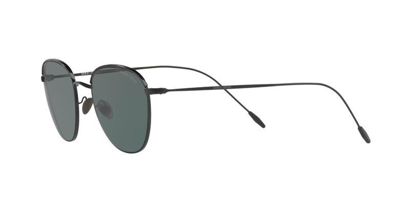 Grey Green Sunglasses