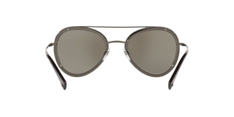 Mirror Silver Sunglasses