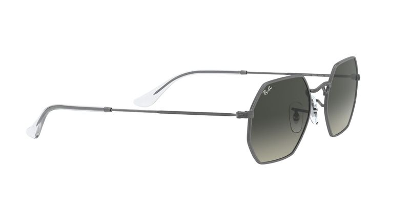 Grey Gradient Dark Grey Sunglasses