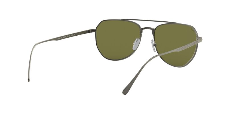 Green Polarized Sunglasses