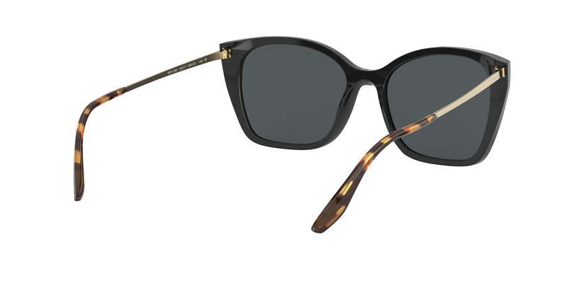 Polarized Dark Grey Sunglasses