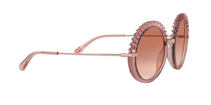 Pink Gradient Sunglasses