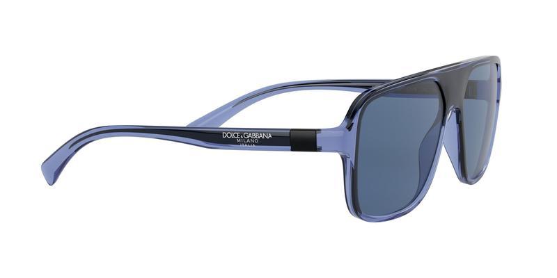 Dark Blue Sunglasses