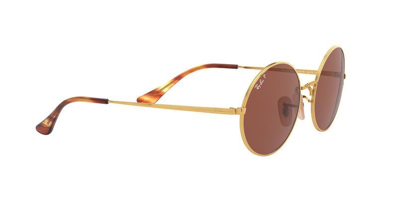 Polarized Purple Sunglasses