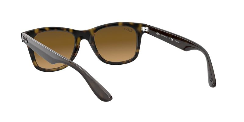 Gradient Brown Polarized Sunglasses