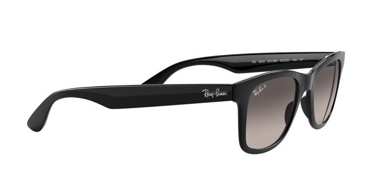 Grey Gradient Dark Grey Polarized Sunglasses