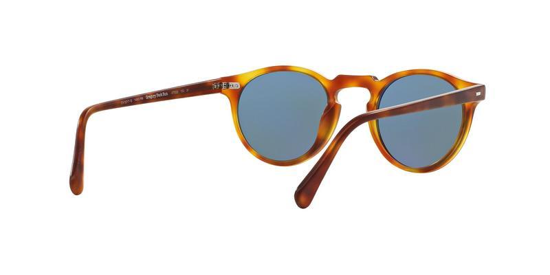 Indigo Photochromic Sunglasses
