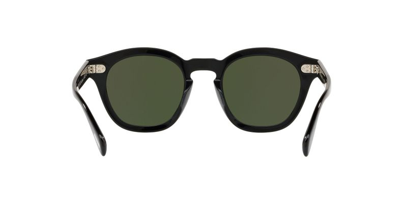 Vibrant Green Sunglasses