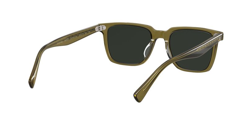 Grey Goldtone Sunglasses