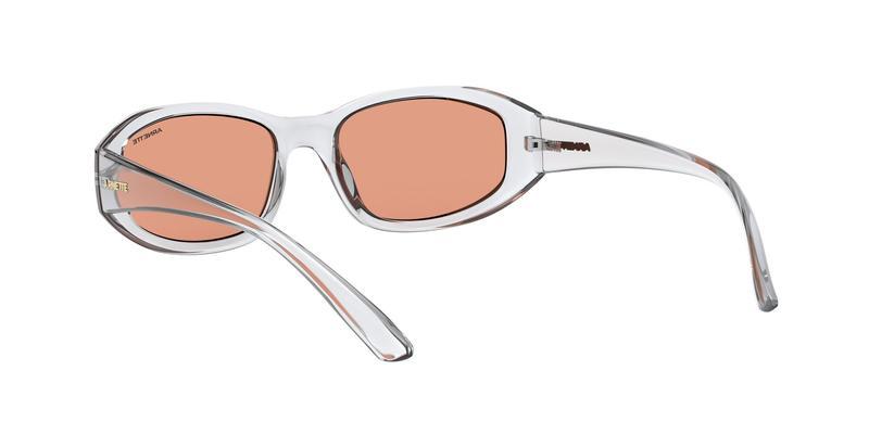 Orange Mirror Red Sunglasses