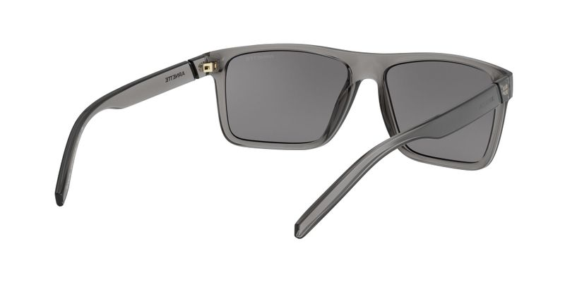 Light Grey Mirror Silver Sunglasses