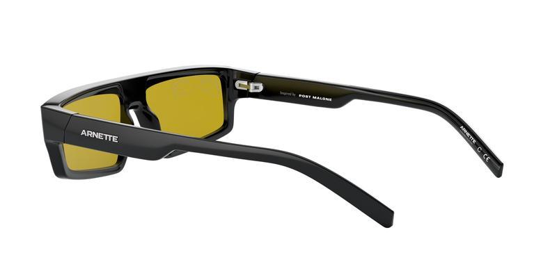 Mirror Yellow Gold Sunglasses