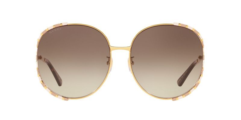 Brown Grad Sunglasses