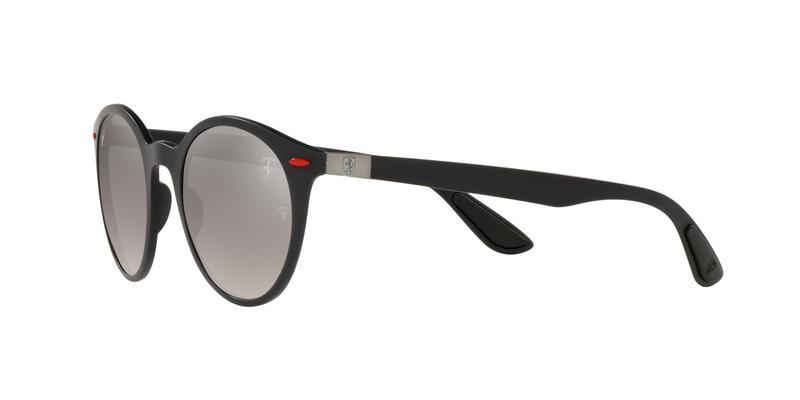 Grey Mirror Grey Gradient Polar Sunglasses