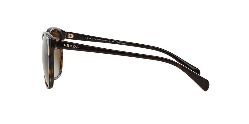 Polarized Brown Gradient Sunglasses