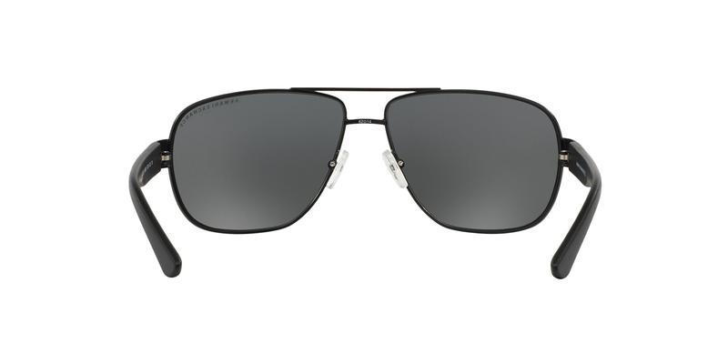 Grey Solid Sunglasses