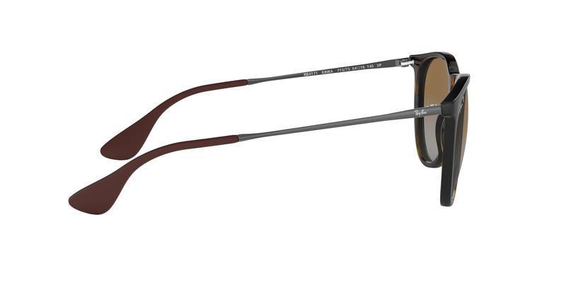 Polarized Brown Gardient Sunglasses