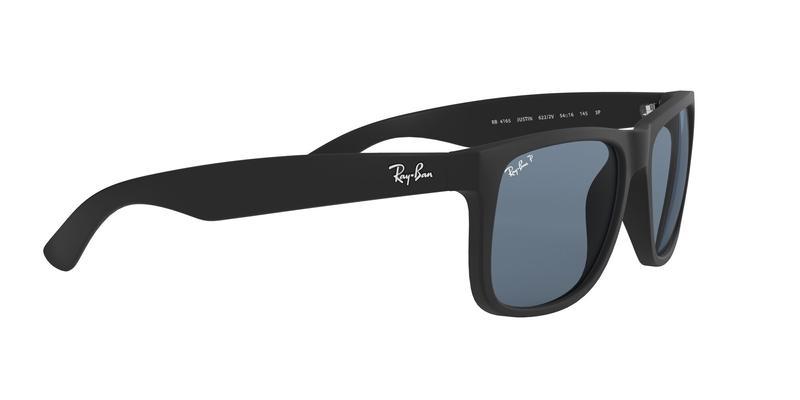 Dark Blue Polarized Sunglasses