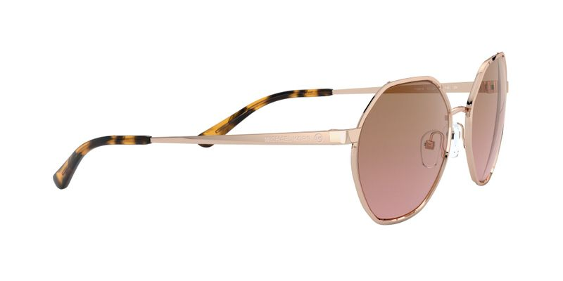 Brown Pink Gradient Sunglasses