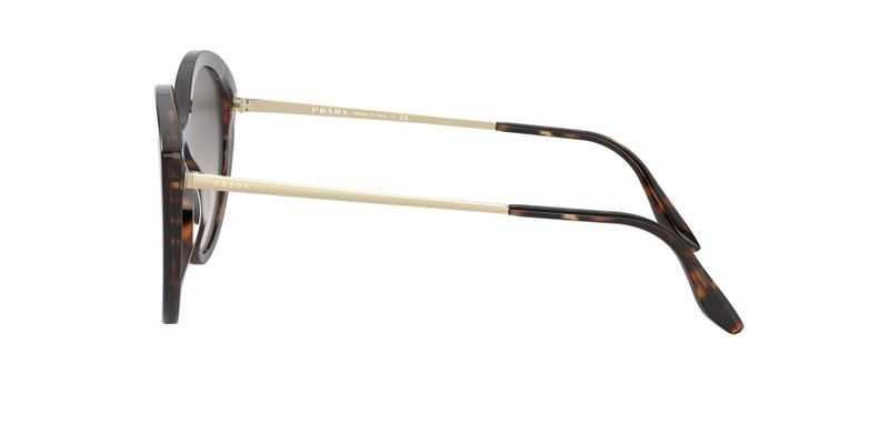 Brown Gradient Grey Mirror Silver Sunglasses