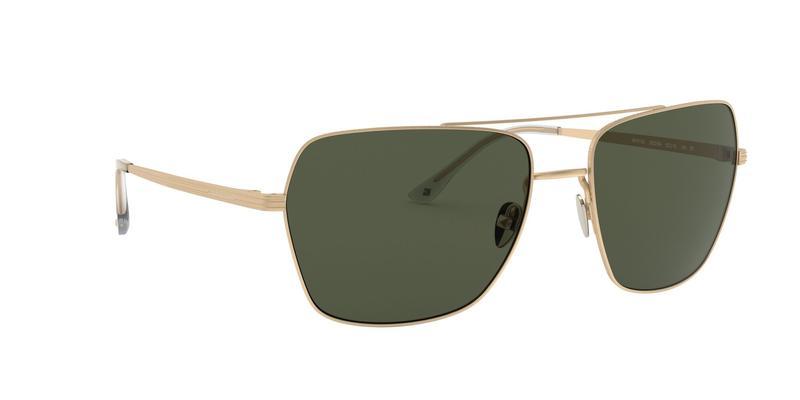 Polarized Green Sunglasses