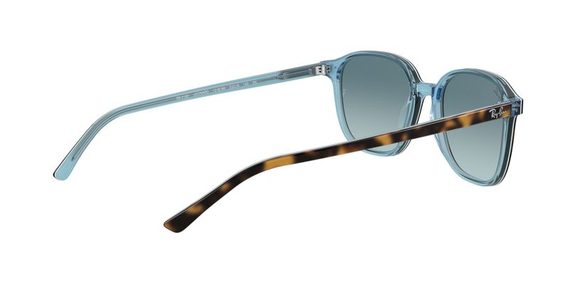 Blue Gradient Grey Sunglasses