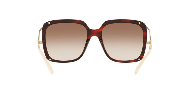 Brown Gradient Sunglasses